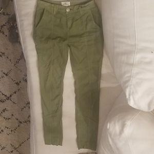 O'Neil green cargo pant